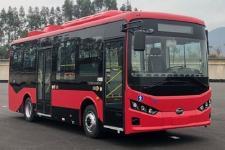 比亚迪牌BYD6810HZEV10型纯电动城市客车图片