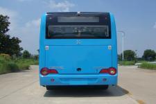 北京牌BJ6851B21EV型纯电动城市客车图片2