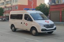 上汽大通國六短軸救護車價格