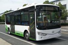 8米|13-28座安凯纯电动城市客车(HFF6800G03EV79)
