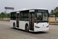 10.5米|19-39座宏远纯电动城市客车(KMT6106GBEV4)