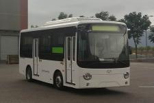 友谊牌ZGT6669LBEV型纯电动城市客车图片