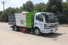 國六東風多利卡洗掃車SLV5120TXSE型洗掃車廠家直銷
