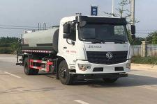 國六東風專底12噸綠化噴灑車廠家直銷價格