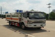 东风多利卡国六5米2气瓶运输车价格