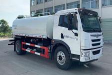 國六解放12噸綠化噴灑車