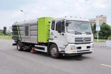 中联牌ZBH5180TXSEQCBEV型纯电动洗扫车图片