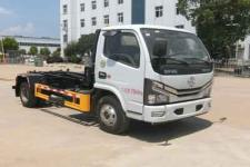 國六東風多利卡車廂可卸式垃圾車
