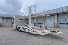 骏彤12米9.3吨2轴中置轴车辆运输挂车(JTM9170TCL)