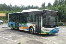 10.5米 20-32座黄海纯电动城市客车(DD6109EV10P)