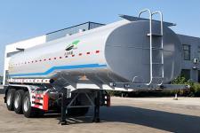 驰恒九州9.6米32吨3轴普通液体运输半挂车(CHV9400GPG)