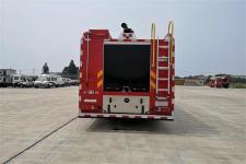 云鹤牌WHG5180GXFSG60型水罐消防车图片