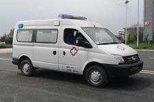 国六大通监护型救护车