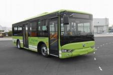 8.1米|12-27座亚星纯电动城市客车(JS6815GHBEV8)