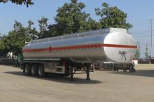 长庆11.4米30.7吨3轴运油半挂车(CQK9403GYY)