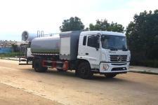 东风国六12吨多功能抑尘车园林绿化洒水车厂家直销价格