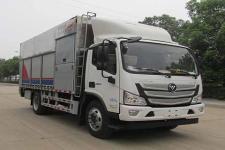 中汽力威牌HLW5102TWC6BJ型污水处理车