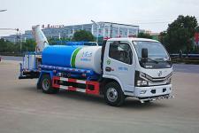國六東風多利卡5噸綠化噴灑車多少錢