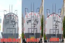 程力威牌CLW5184GSSD6型洒水车图片