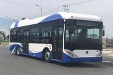 10.5米|19-39座申龙燃料电池城市客车(SLK6101UFCEVM)