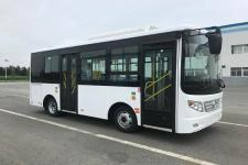 6.8米 10-16座黄海纯电动城市客车(DD6687EV1)