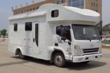 程力威牌CLW5040XLJCM5型旅居车