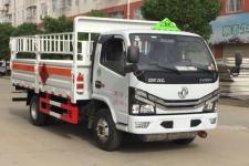 东风国六4米2蓝牌气瓶运输车价格