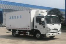 程力威牌CLW5040XLCQ6型冷藏車