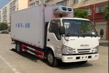 程力威牌CLW5040XLCQL6型冷藏車