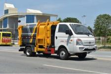 程力威牌CLW5030ZZZLS6型自裝卸式垃圾車