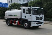 國六12-15方東風D9綠化噴灑車