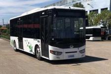 10.8米|20-46座上饶纯电动城市客车(SR6116BEVG1)