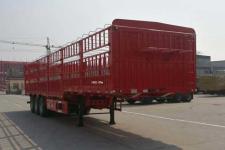 遠東汽車12米34噸3倉柵式運輸半掛車