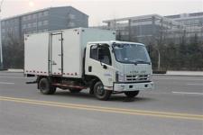 时代汽车国五单桥厢式运输车102-212马力5吨以下(BJ5043XXY-J7)