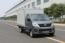 长安商用国五微型厢式运输车98-132马力5吨以下(SC5027XXYDAA5)