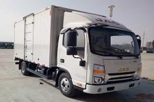 江淮帅铃国五单桥厢式运输车120-207马力5吨以下(HFC5041XXYP73K2C3V)
