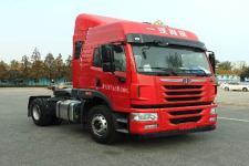 解放单桥危险品运输半挂牵引车324马力(CA4185P1K2E5A80)