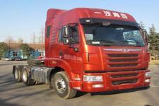 解放牌CA4256P2K2T1E5A80型平头柴油牵引车