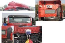 解放牌CA4183P1K15E5A80型平头柴油牵引车图片