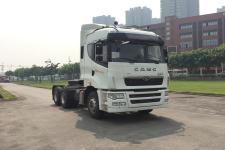 华菱之星牌HN4250A43C4M5型牵引汽车
