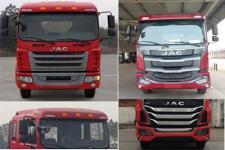 江淮牌HFC1161P3K1A47S3V型载货汽车图片