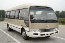 7米|10-23座海格客车(KLQ6702E5)