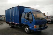 江淮骏铃国五单桥厢式运输车95-207马力5吨以下(HFC5045XXYP92K1C2V)