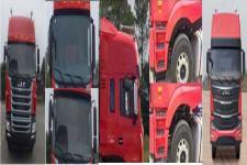 江淮牌HFC5311CCYP12K5H45S3V型仓栅式运输车图片