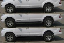 福田牌BJ5037XXY-A2型厢式运输车图片