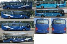 宇通牌ZK6125HQT5Z型客车图片3
