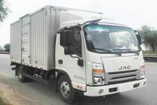 江淮帅铃国五单桥厢式运输车152-207马力5吨以下(HFC5041XXYP73K1C3V)