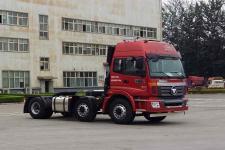 欧曼牌BJ4252SNFKB-AA型半挂牵引汽车