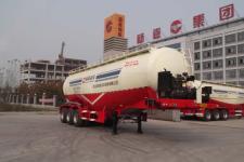 杨嘉牌LHL9408GFLA型低密度粉粒物料运输半挂车图片