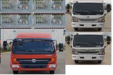 东风牌EQ5080CCY8BDBAC型仓栅式运输车图片